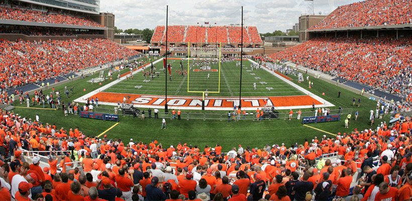 Illinois Homecoming 2018 Tailgate and Open House