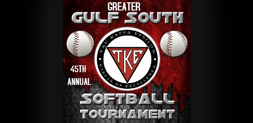 Greater Gulfsouth TKE Softball Tournament