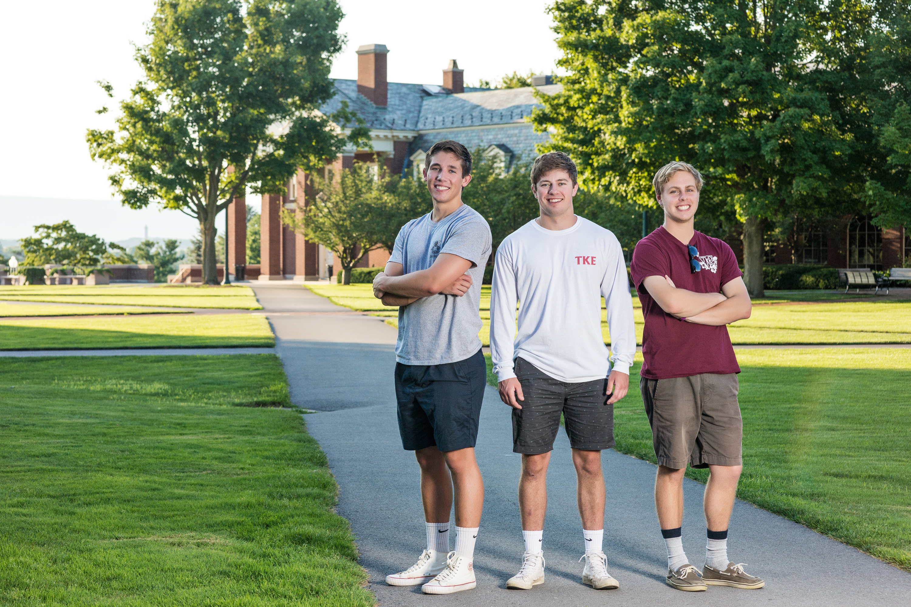 an understanding of a college fraternity Founded in december 1776, phi beta kappa was a men's fraternity before  evolving into the honors fraternity that exists today it was the first college society  to.