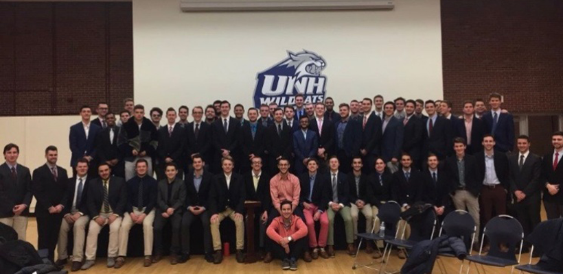 UNH Tales - Spotlight on: Alpha-Nu Chapter Tau Kappa Epsilon