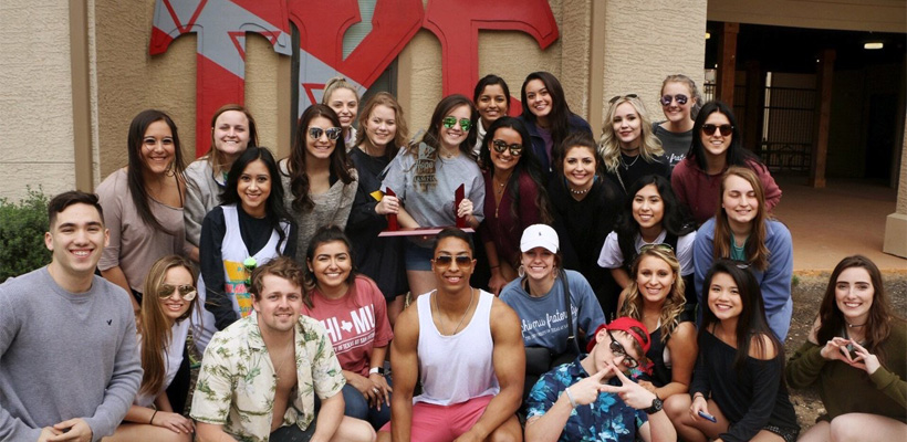 Pi-Theta Chapter Raises More Than $11,000 for St. Jude