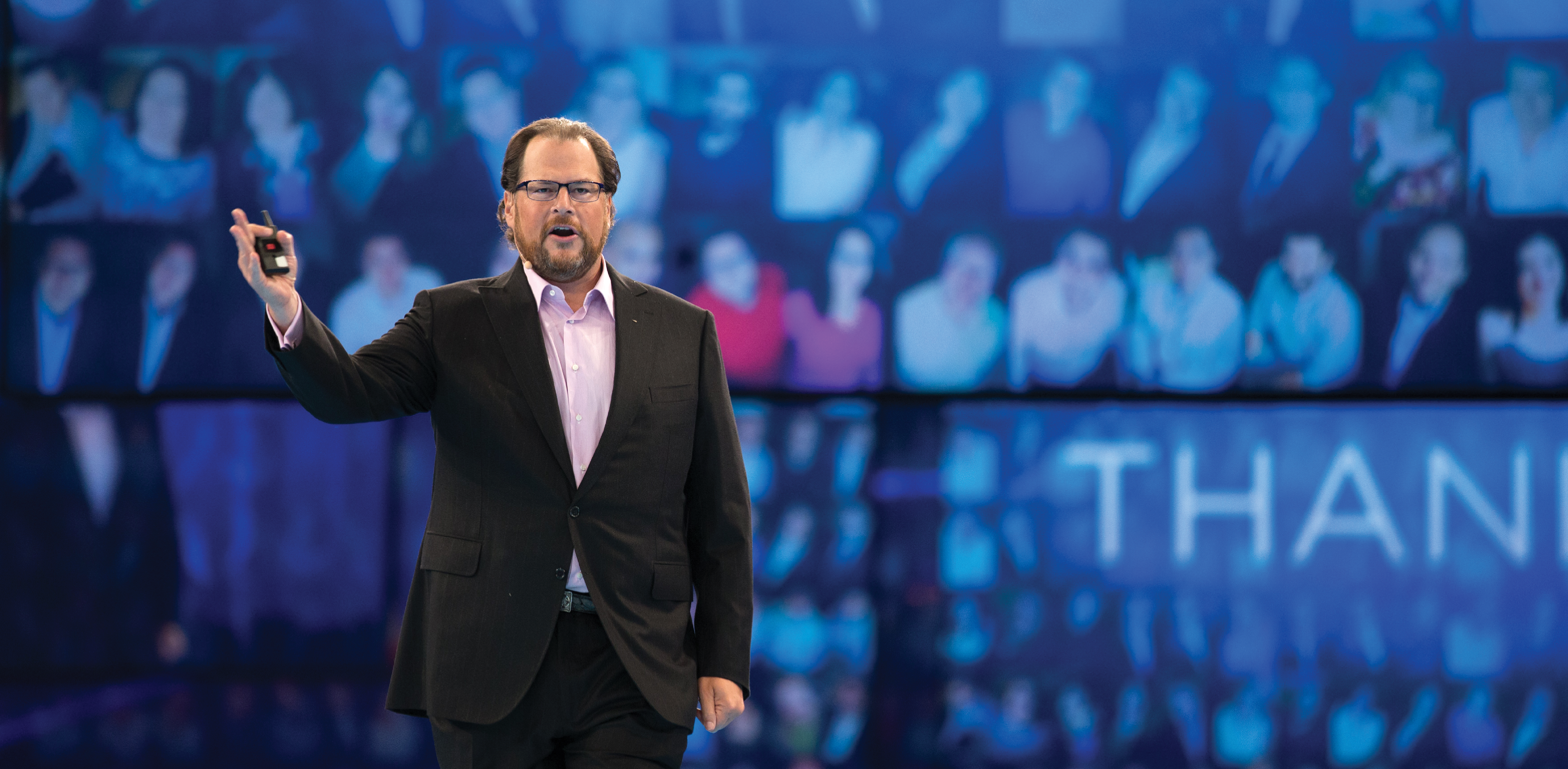 Featured Story - Marc Benioff