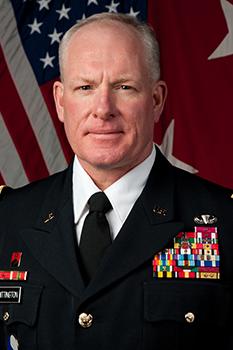 Maj. Gen. Charles W. Whittington
