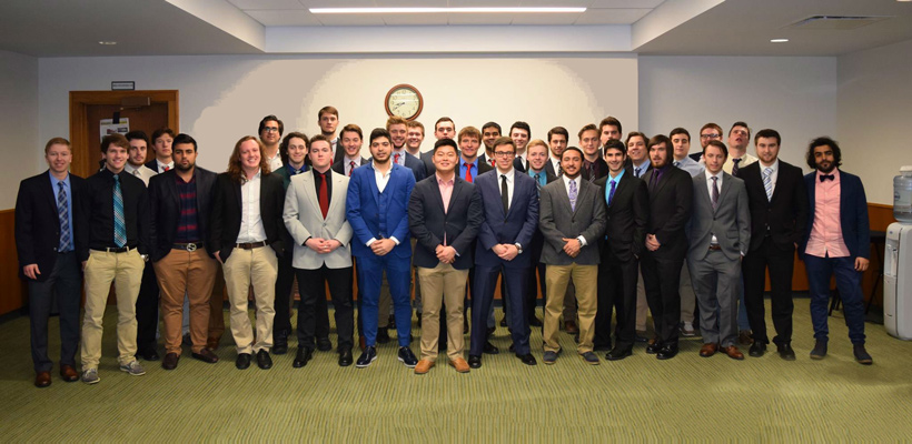 Grand Council Approves Re-Chartering for Rho-Beta at Michigan State