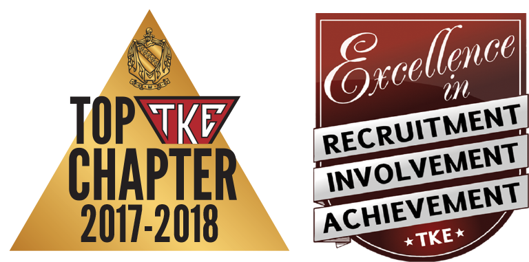 2017-2018 TKE Award Winners