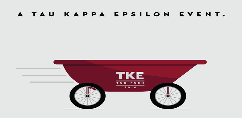 Tekes Push Bathtub More Than 160 Miles For St. Jude