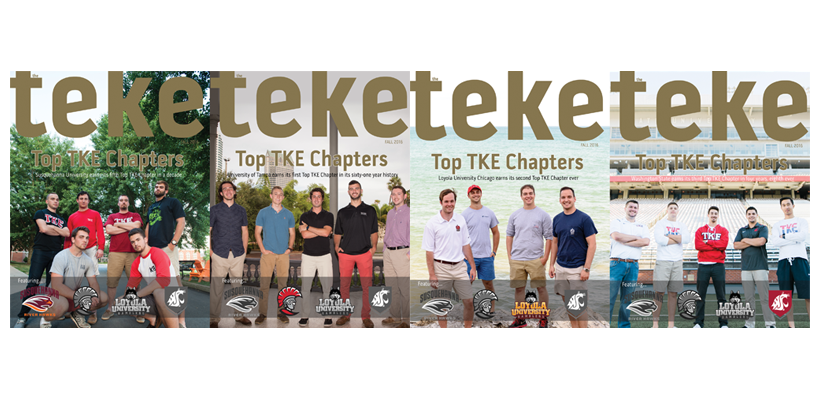 THE TEKE - Fall 2016 Released