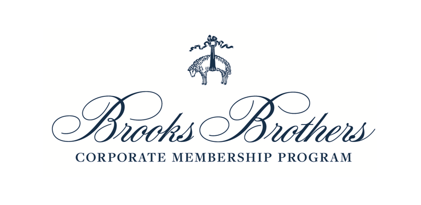 Brooks Brothers Corporate Membership - One Day Event!