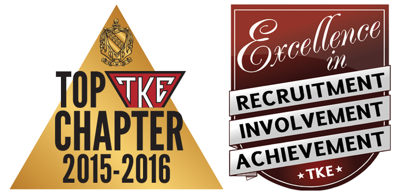 2015-2016 TKE Award Winners