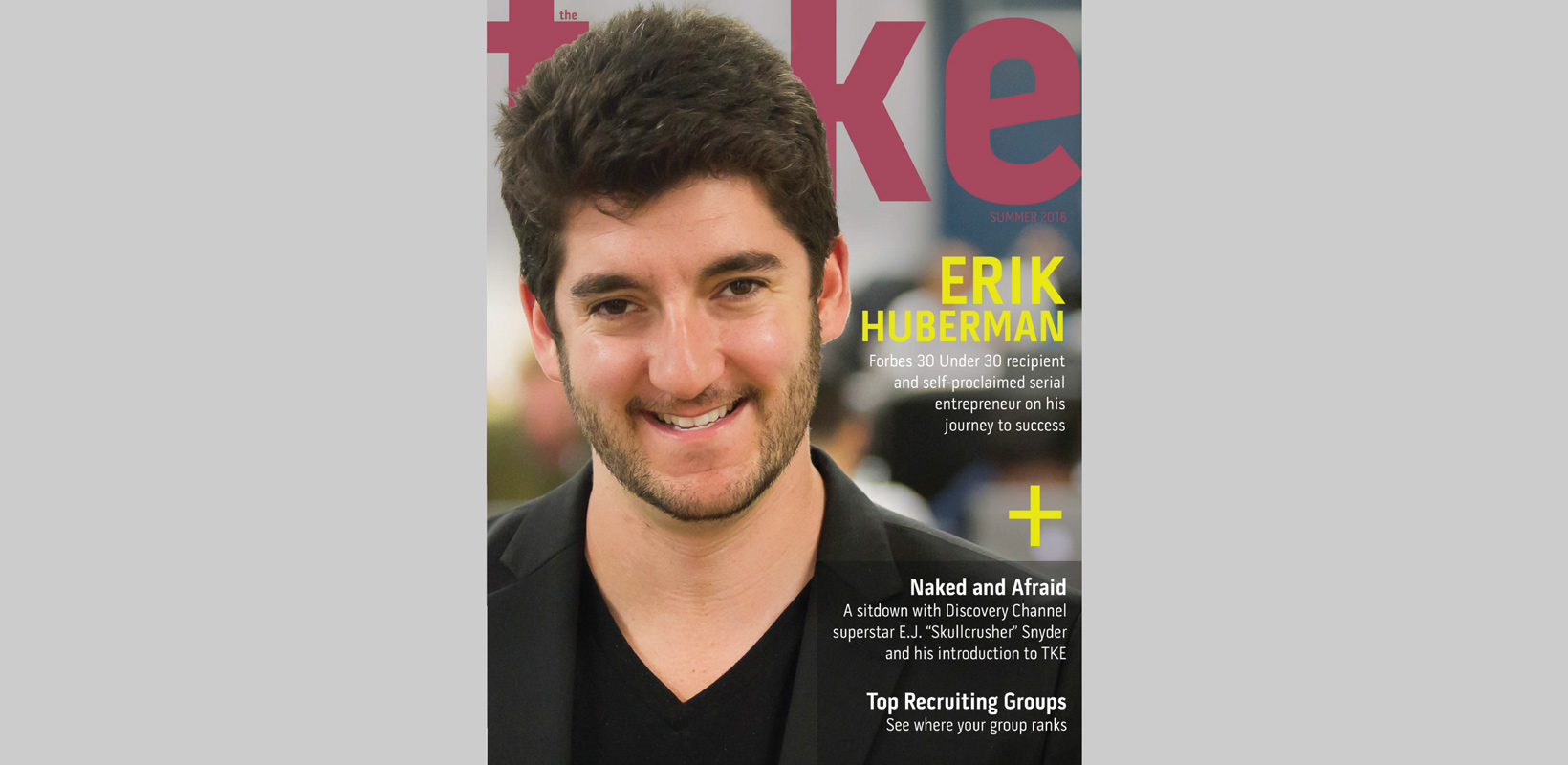 THE TEKE - Summer 2016 Release / Fall Content Due